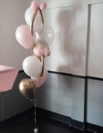 Helium babyshower met speen
