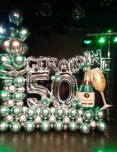 Showstuk Geraldine 50 chrome